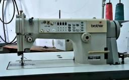 Maquina de costura reta eletrônica BROTHER