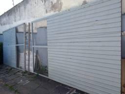 Portão  de garagem ou depósito