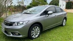 Honda Civic LXR 2.0 Flex Completo