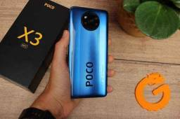 Poco X3 NFC versão 128gb  Preçao