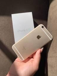 iPhone 6s Gold impecável