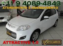 Fiat Palio Attractive 1.0 Flex - Ano 2014 - Bem Conservado - Financio