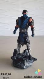 Título do anúncio: Estatueta Subzero e Scorpion - Mortal Kombat