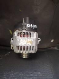 Alternador Fiat motor fire ou evo 1.0 1.4 1.3 16v