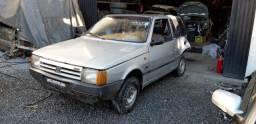 Sucata Fiat Uno 1990 Para retirada de peças