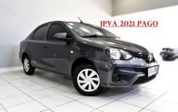 Toyota Etios 1.5 X Plus 2021