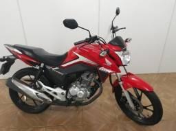Honda Cg 160 2016 Entrada de $1000