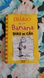 Livro diario de um banana dias de cão