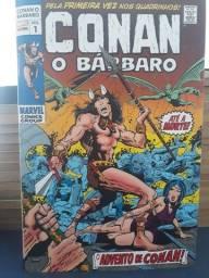 Conan  vol. 1 era Marvel