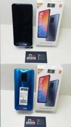 Celular Xiaomi Redmi Note 9  128gb/4RAM Câmera 48mpx  Novo Somos Loja