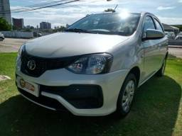 Toyota Etios Hatch X 1.3L (Flex) (Aut)