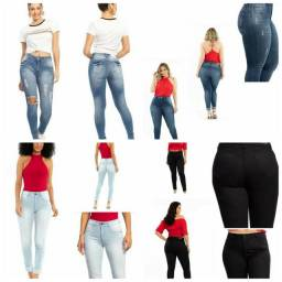 Calça Jeans Feminina Biotipo