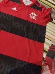Promoção Dia dos Namorados! Camisa Flamengo 2021 Adidas