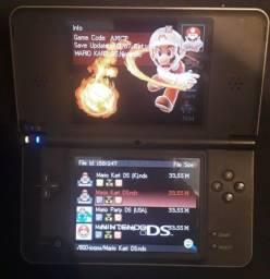 Título do anúncio: Nintendo DSi XL