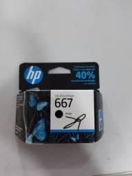 Cartucho HP 667 Original
