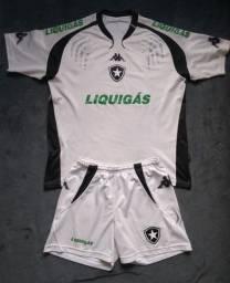 Uniforme Botafogo 2007 treino