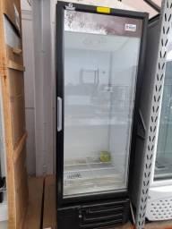Cervejeira porta de vidro com aquecimento nos vidros pronta entrega - felário