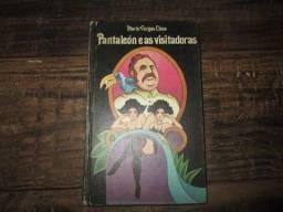 Livro Pantaleón e as visitadoras, Mario Vargas Llosa