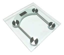 Balança digital scale personal de vidro temperado 180kg