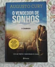 """Título do anúncio: Livro """"O vendedor de sonhos"""""""