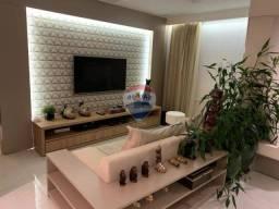 Ed. Arboretto/Plaenge, apartamento à venda Cuiabá/MT decorado e mobiliado!