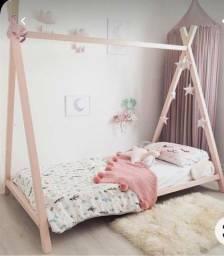 Cama Montessoria Infantil e Adulto