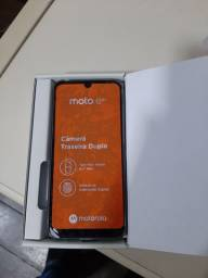 Motorola E6S 32 gb. Novo na caixa nunca usado.