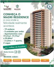 Apartamento Eusebio residencial Madri