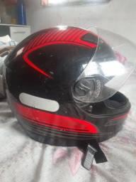 Vendo capacete usado R$ 50