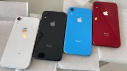 iPhone XR 64GB ( vitrine, consultar cores disponíveis )