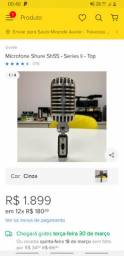 Microfone top