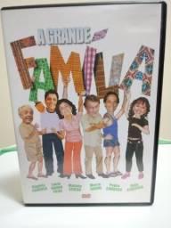 Melhores Momentos A Grande Família DVD Original.
