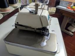 Máquina de Costura Interlock Industrial, 2 agulhas, 5 fios, 5500rpm- Alpha