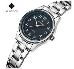 Título do anúncio: Relógio wwoor Feminino
