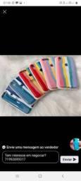 Capas case e carregador original para todos iPhones