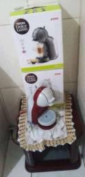 Título do anúncio:  máquina de capuccino na caixa produto novo