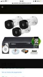 Título do anúncio: Sistema CFTV