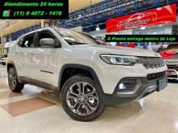 Título do anúncio: Jeep Nova Compass Longitude T350 4x4 a Diesel A Pronta entrega!!! Santo Andre São Paulo