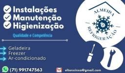 Título do anúncio: Técnico mecânica em refrigeração e climatização