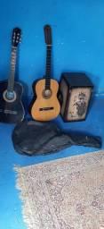 Vem neles violão e cajon
