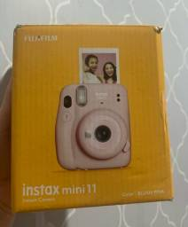 Câmera instantânea instax mini 11 rosa