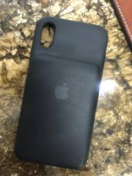 Capa Original recarregadora Apple Iphone X