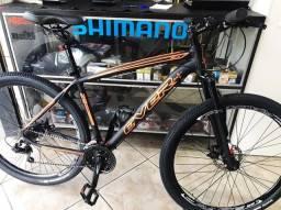Título do anúncio: Vendo bike com 7 meses de uso + acessórios