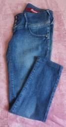 Título do anúncio: Calça jeans feminina Bunnys n.36