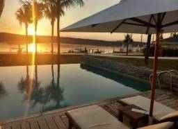Título do anúncio: Vendo lote de 450 m² setor Marina - Cond. Riviera de Santa Cristina - Paranapanema - Sp.