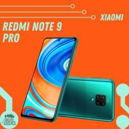 Redmi Note 9 Pro 128gb e 6gb de RAM | Versão global | Lacrado com garantia