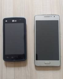 LG L50 Sporty e Samsung Galaxy Gran Duo