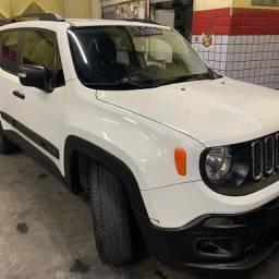 Jeep renagate sport 2016 gás injetado, câmbio manual