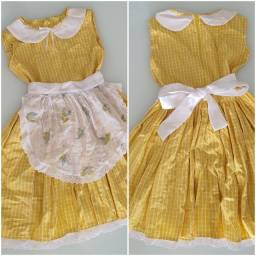 Vestido temático/ Fantasia infantil