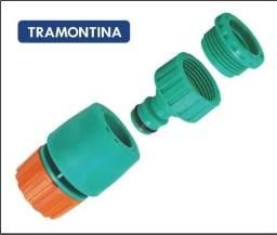 Kit Adaptador Para Torneira 1/2 Tramontina - Engate Rápido